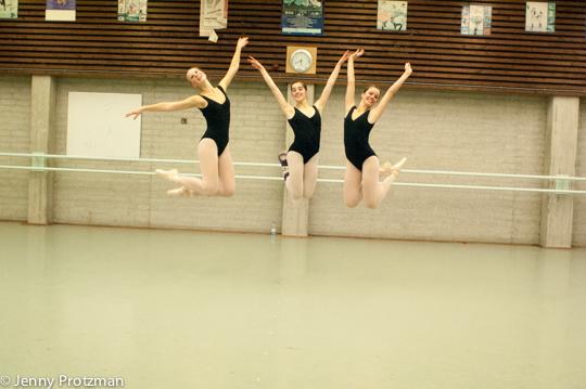 Blij en gelukkig bij het Koninklijk Conservatorium in den Haag