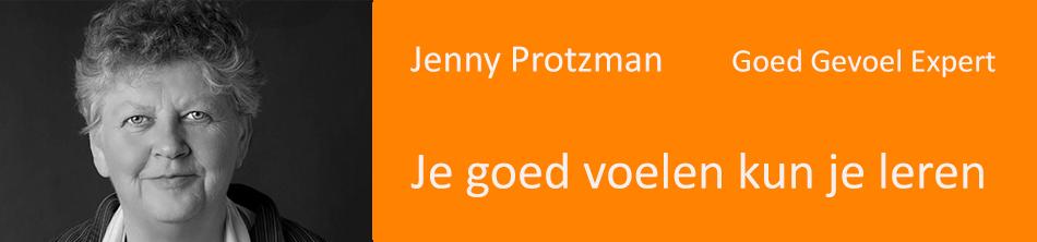 goed gevoel expert Jenny Protzman